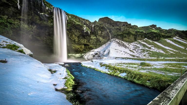 Seljalandsfoss Waterfall - Iceland - Travel Photography | © Giuseppe Milo/Flickr