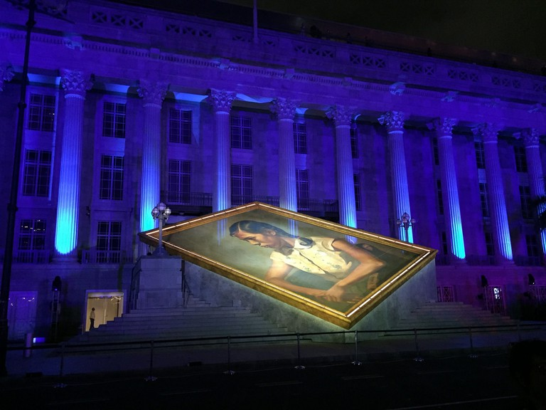 Grand opening of National Gallery Singapore