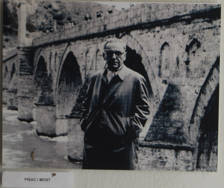 Ivo Andrić and the bridge that made him famous