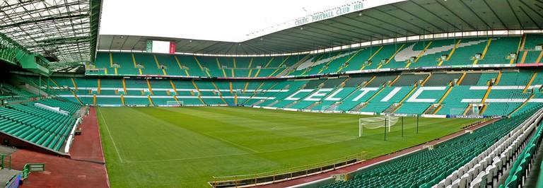 Stitched Celtic Stadium
