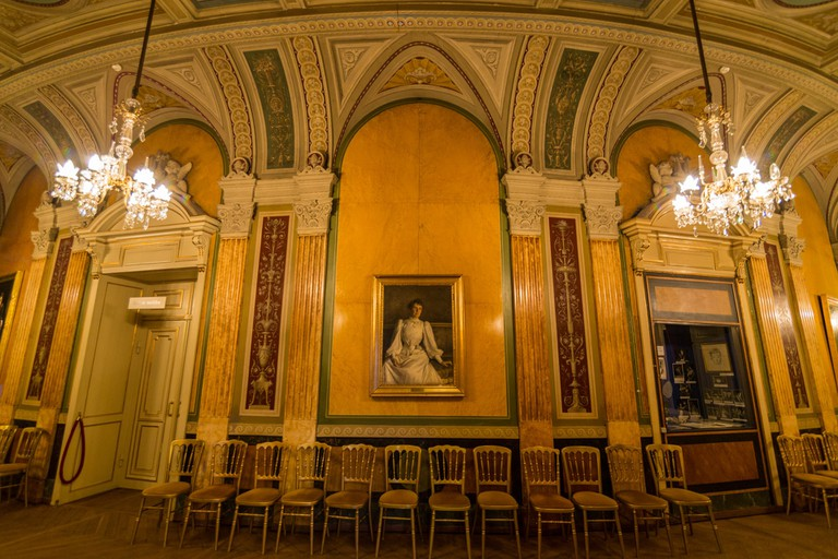 The Danish Girl Movie locations - Danish Royal Theatre