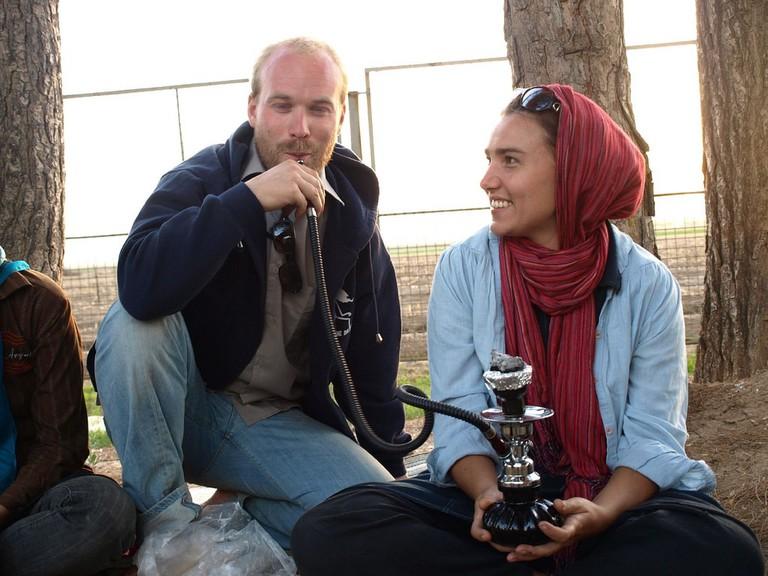 Making friends in Iran is easy
