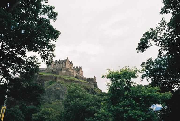 Edinburgh Castle | © Chris Lovelock / Flickr