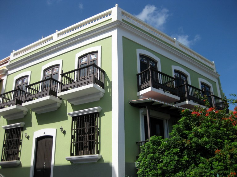House in Puerto Rico