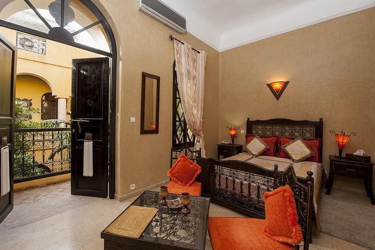 Room at Riad Soleil d'orient