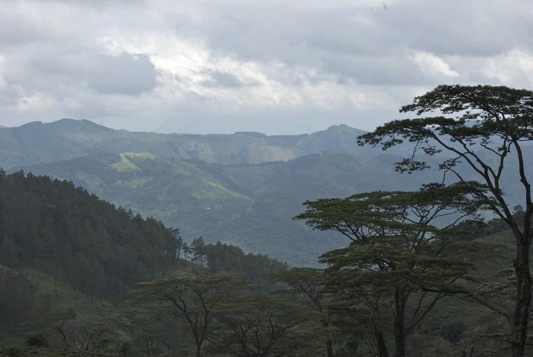 The Central Highlands