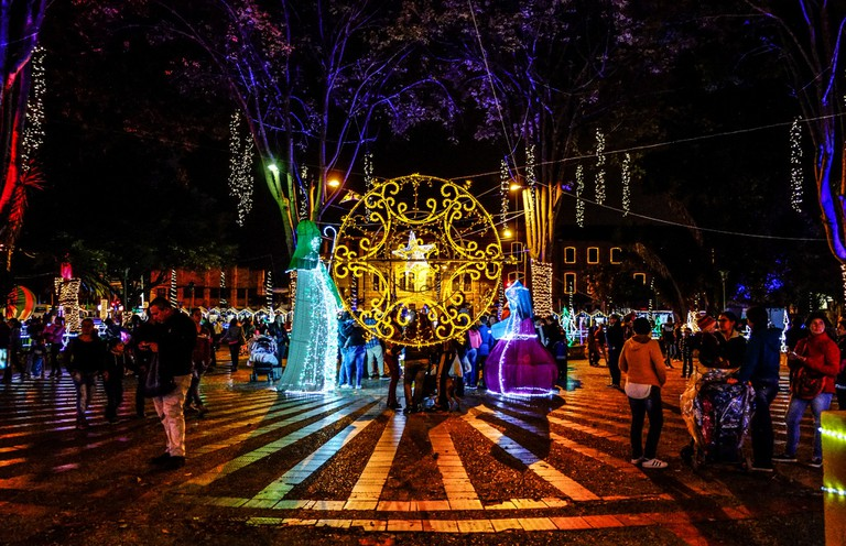 You'll never see Christmas in the same light again after living in Colombia