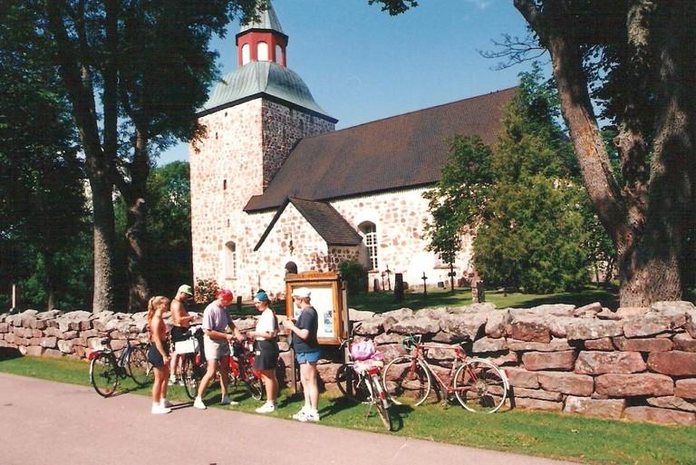 Saltvik church