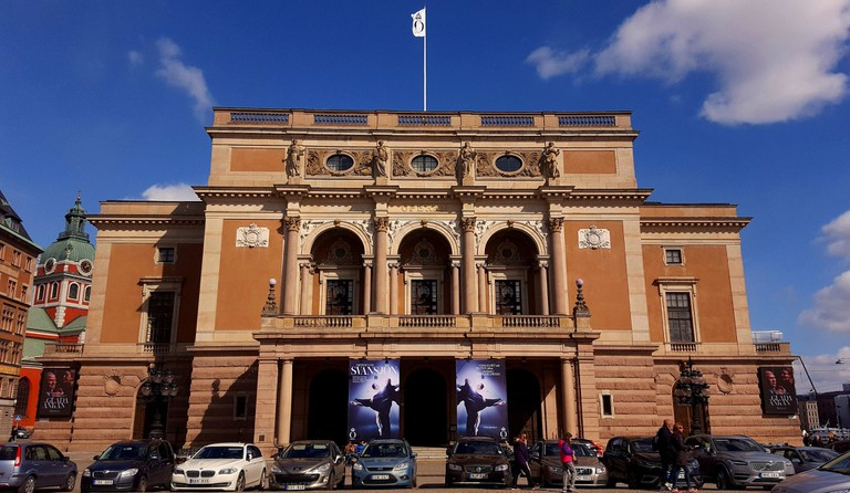 Stockholm's exquisite opera house