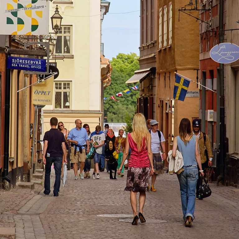 Sweden © Pedro Szekely / Flickr