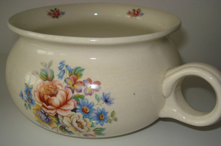 Learn all about the history of chamber pots