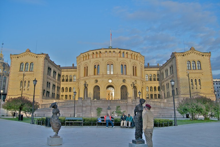 The Norwegian Parliament   © Alexander Ottesen / Flickr