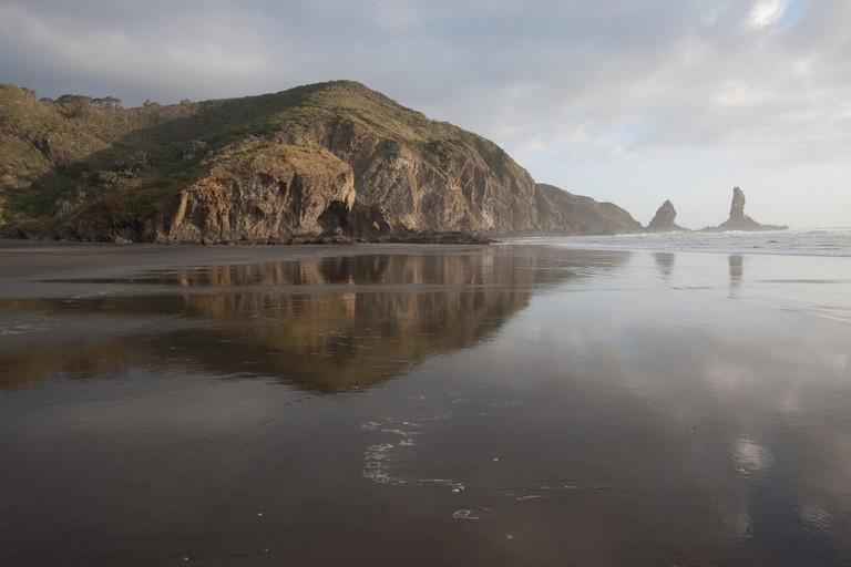 Anawhata Beach