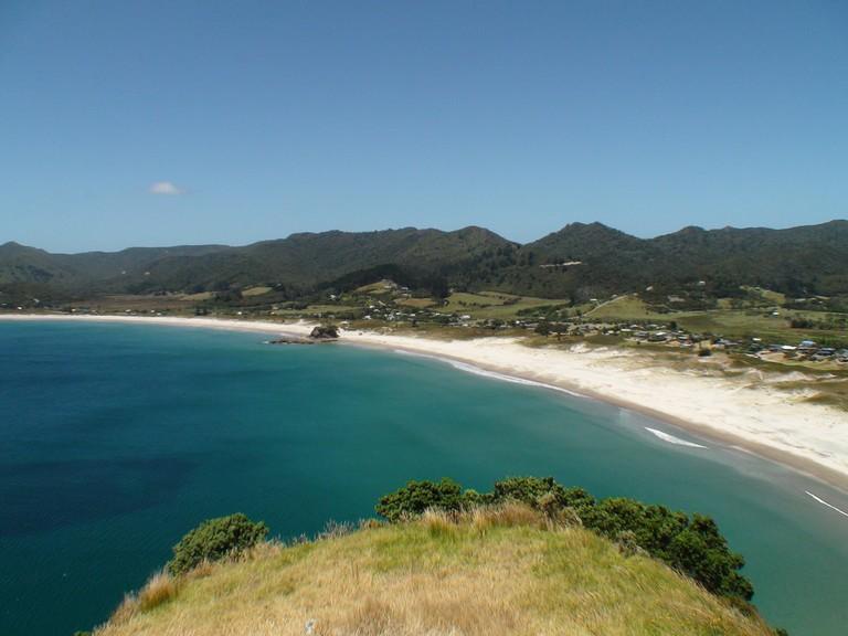 Medlands Beach, Great Barrier Island