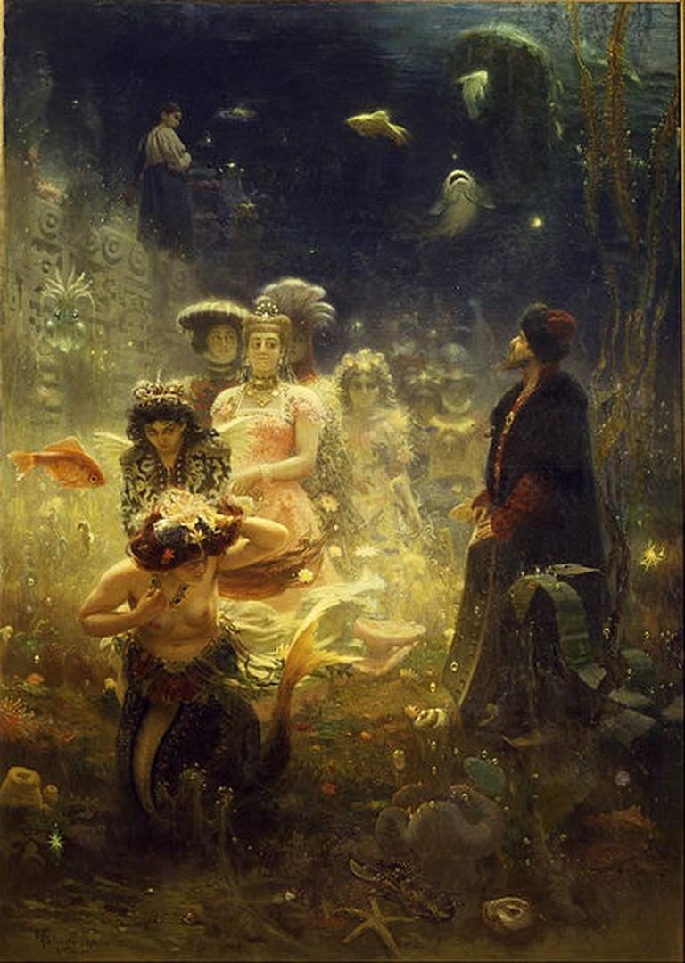 Ilya Repin, Sadko