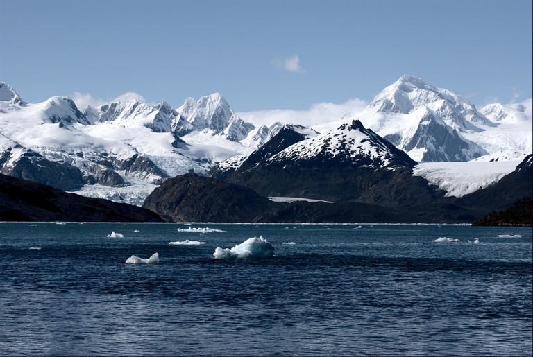 Marinella Glacier