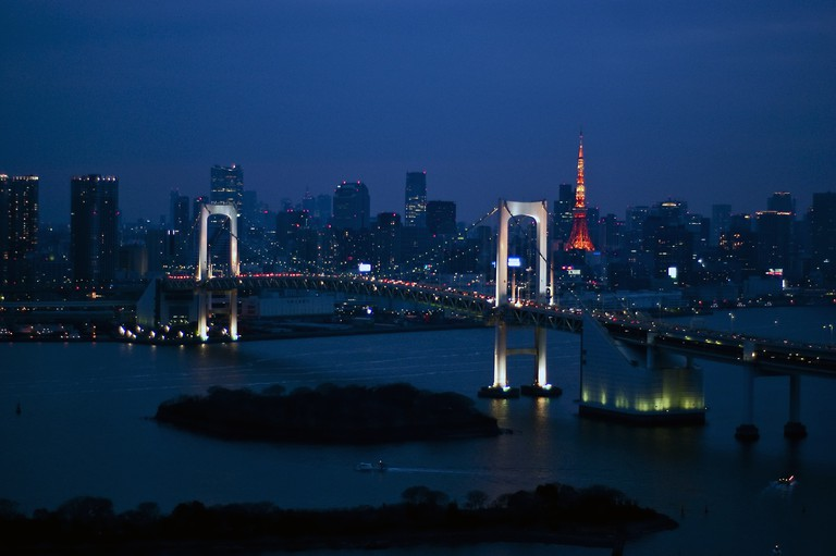 Tokyo Bay | © Fabian Reus/Flickr