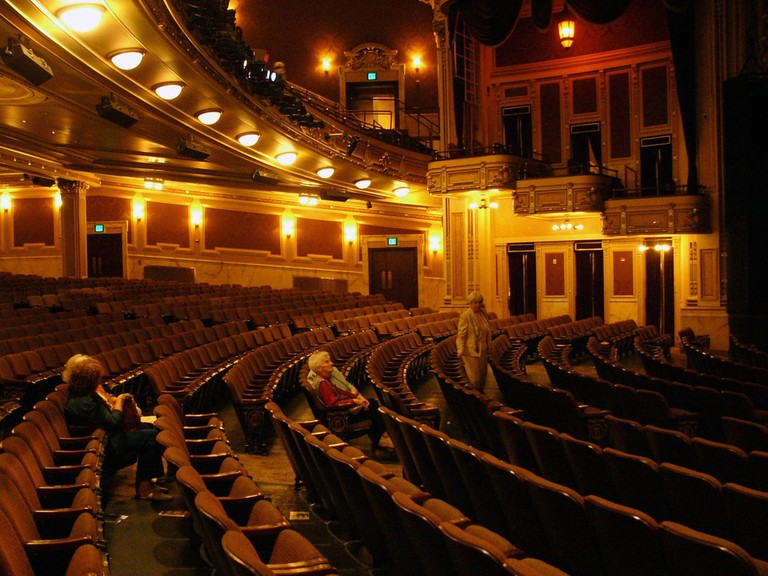 Hippodrome Theatre, Baltimore, Maryland, Interior