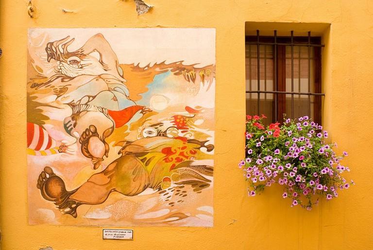 Street Art in Dozza
