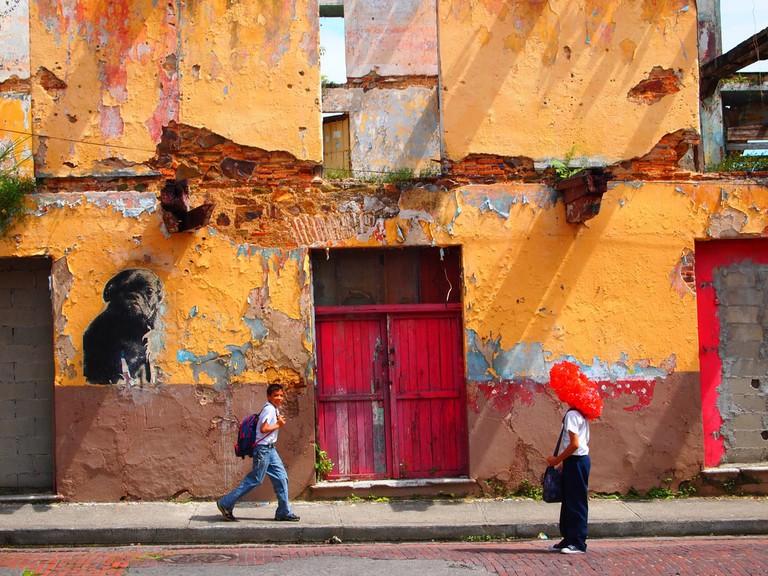 Casco Viejo, Panama City