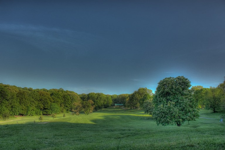 Forest Park golf course | © Tim Drivas / Flickr