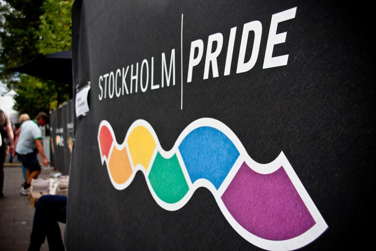 Stockholm Pride is one of the city's most popular events