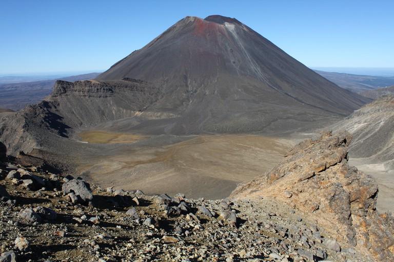 New Zealand: Hiking the Tongariro Alpine Crossing | © Eli Duke/Flickr
