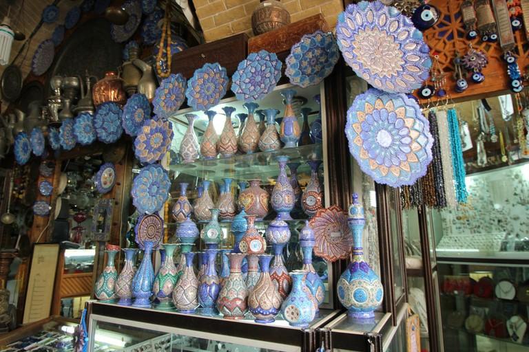Vakil Mosque Bazaar