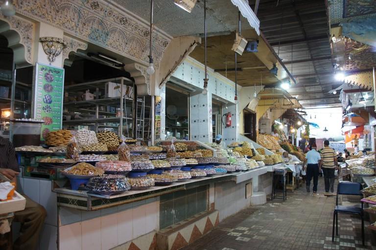 Restaurants in Meknes