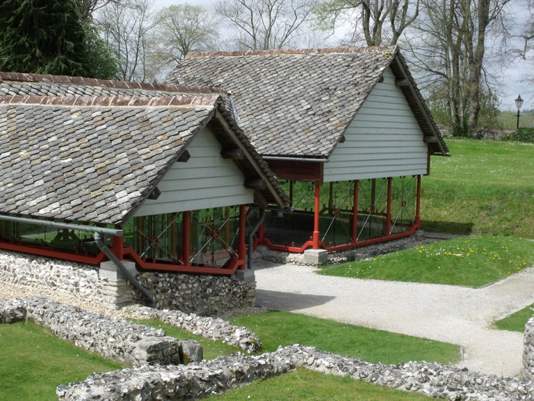 Roman Town House – Dorchester