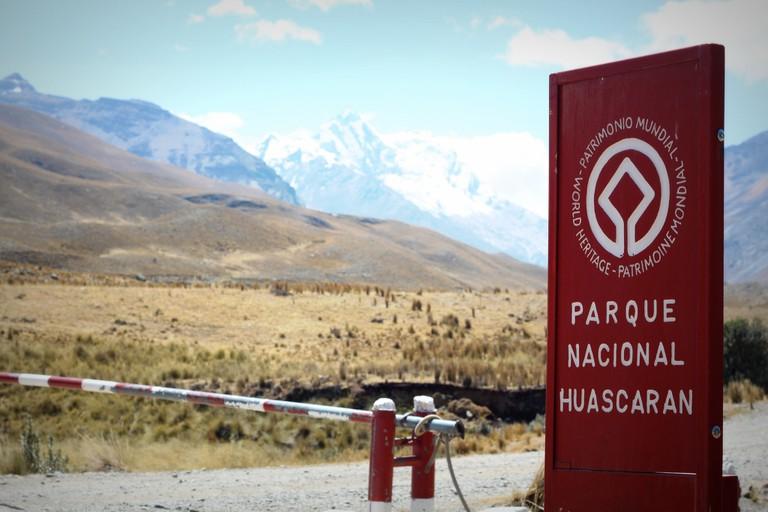 Huscaran National Park