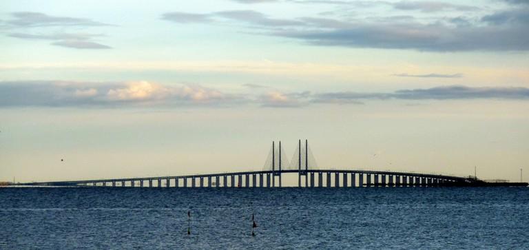 Oresund Bridge | © Becks/Flickr