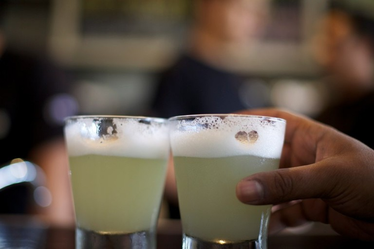 Pisco sours | © Cathrine Lindblom Gunas / Flickr