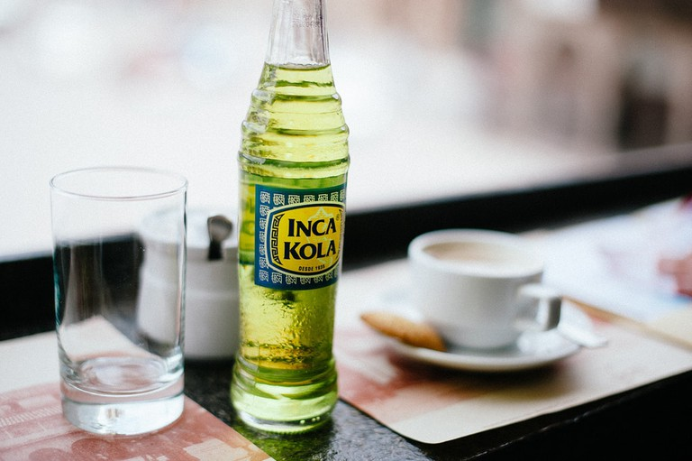 Inca Cola, Peru's favorite drink | © erin / Flickr