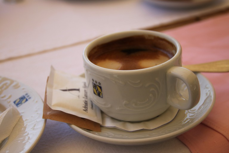 Coffee in Dubrovnik