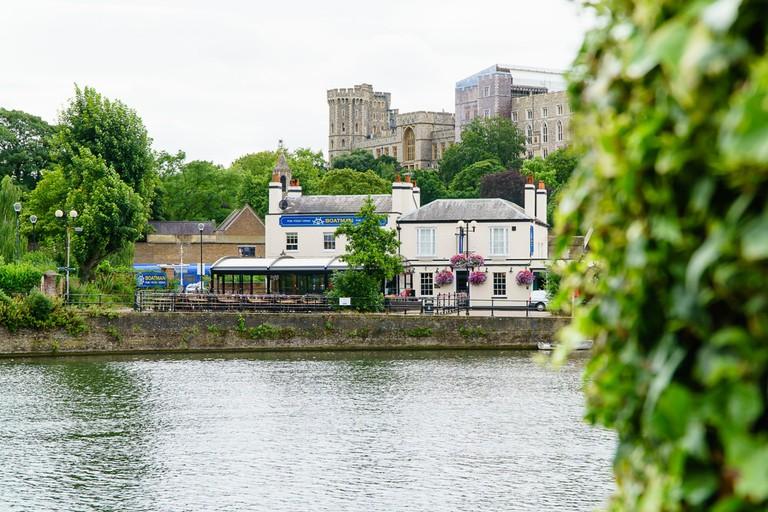 The Boatman Windsor