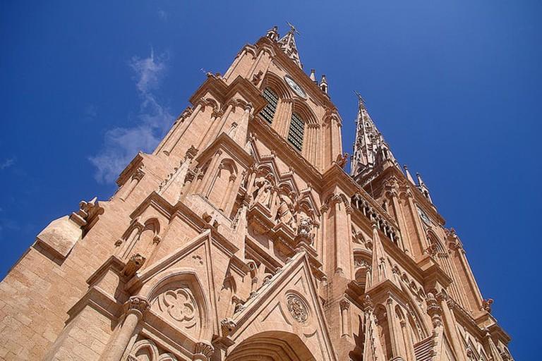 The Basilica in Lujan