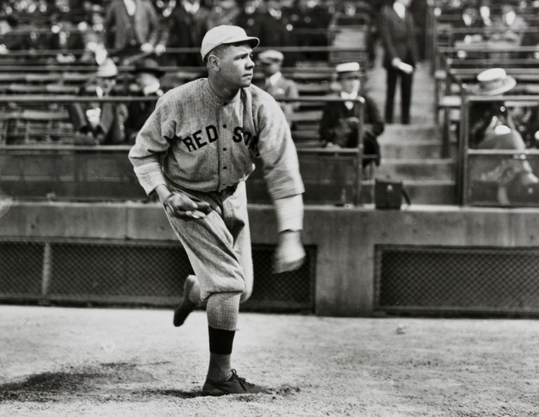 Babe Ruth, considered by many to be the greatest slugger in baseball, also got his start as a pitcher