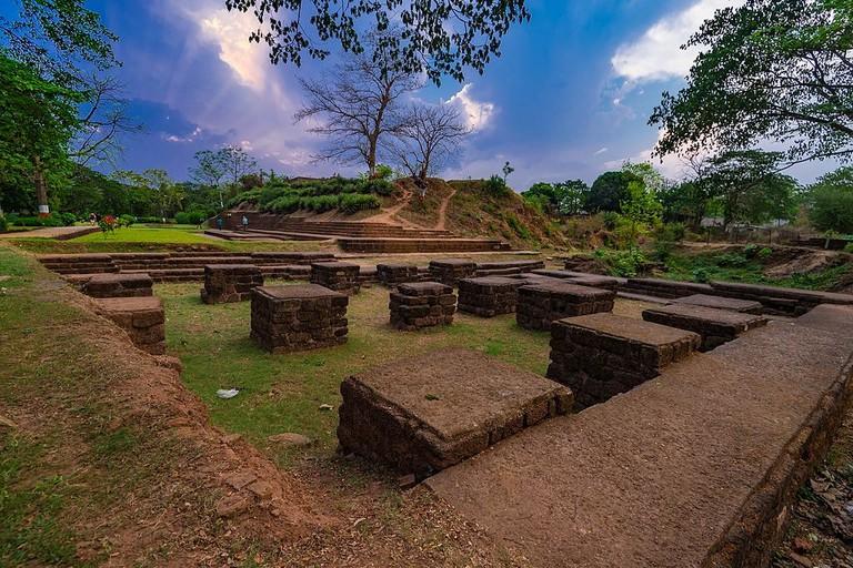 Barabti Fort