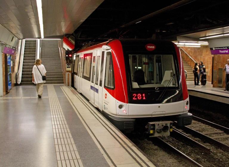 Barcelona Metro   © Tony Hisgett/Flickr