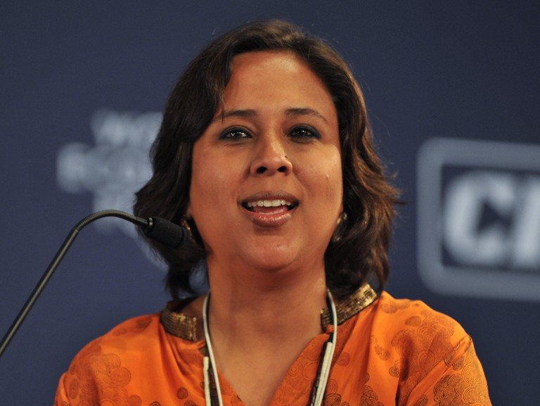 Dutt was named Journalist of the Year in 2007