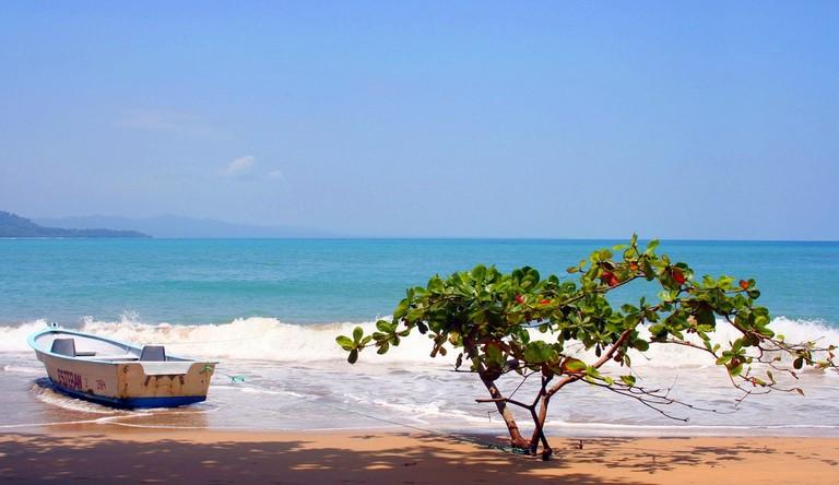 Life on the Caribbean coast
