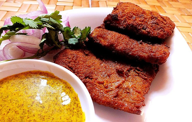 Bengali Fish Riya Chattopadhyay WikiCommons