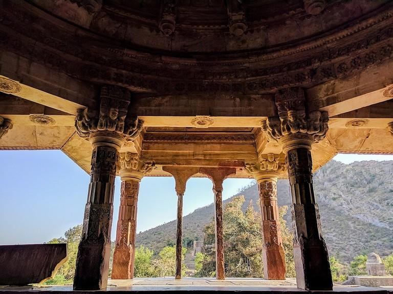 Bhangarh Fort C980040 WikiCommons