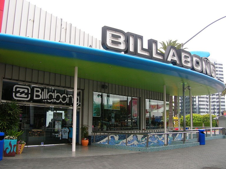 Billabong store in Los Angeles | © BrokenSphere_Wikimedia Commons