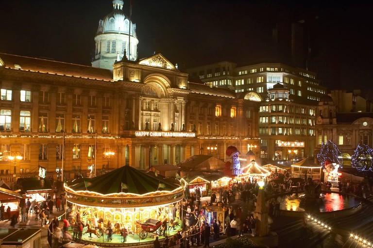 Birmingham's Frankfurt Christmas Market   © Facebook