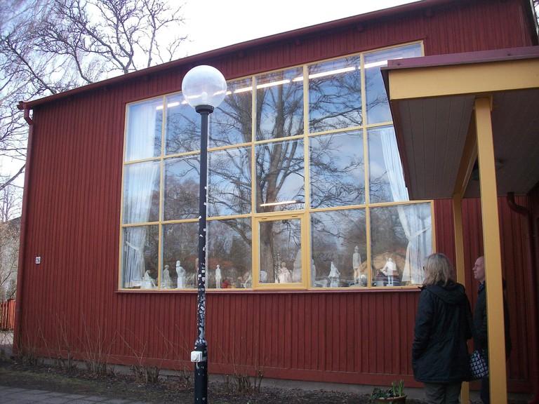 Bror Hjorth Hus