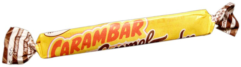 Carambar is one of the most well-known sweets