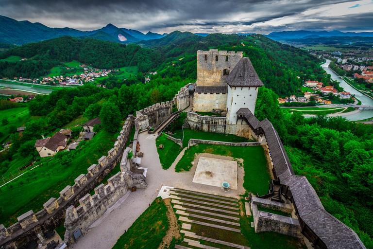 The Celje Castle