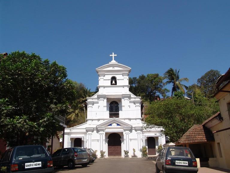 Chapel Fontainhas